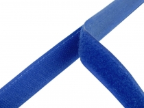 Hook and Loop Fastener width 20 mm blue