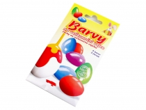 Easter Egg Decorating Dye Paint Set of 5 colours