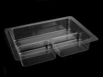 Plastic Organizer for Sewing Baskets