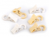 Plastic Curtain Hook Clips