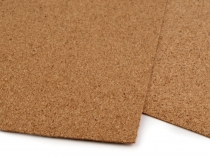Cork Paper Sheets DIY 30x30 cm, 2 pcs