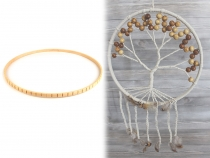 DIY / Wood Hoops for Craft Projects / Dreamcatchers