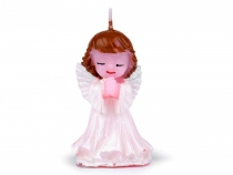 Praying Angel Candle 3.5x6 cm