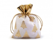 Gift Bag 10x13 cm Imitation of Jute