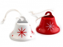Christmas Small Bells 24x30 mm