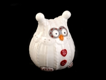 Christmas / Winter Owl Small