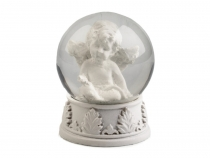 Snow Globe with Angel 2nd Quality