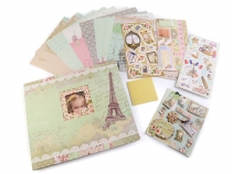 Scrapbooking Album Set and Accessories