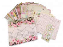DIY Scrapbooking Album Kit and Accessories