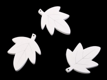 DIY Wooden Cut Outs - Leaves