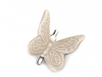 Butterfly on Clip 36x37 mm