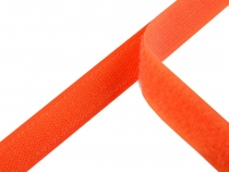 Hook and Loop Fastener width 20 mm orange