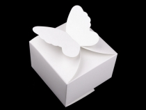 Paper Favour Box with Butterfly