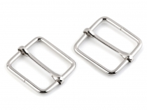 Adjustable Slide Square Buckle