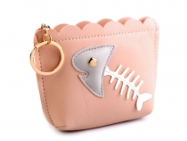 Coin Purse / Keychain Fish