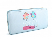 Ladies Wallet 10x19 cm 2nd quality