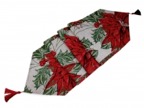 Christmas Table Runner / Table Cloth 34x170 cm Gobelin