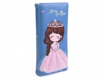 Ladies / Girls Wallet 9x18 cm 2nd quality