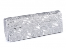 Clutch Bag / Evening Purse with Rhinestones 2nd quality