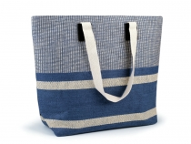 Beach Bags with Stripes