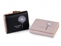 Ladies Wallet Dandelion 8.5x11 cm