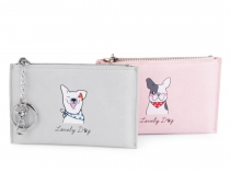 Coin Purse / Keychain Dog 8.5x13.5 cm