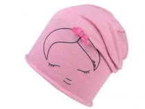Girls Cotton Hat