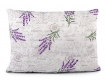 Decorativve Pillow / Cushion with Filling - Lavender 30x40 cm