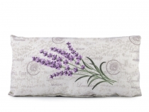 Decorative Cushion / Pillow Cover - Lavender 20x40 cm