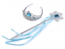 Carnival Party Set / Crown - Ice Queen