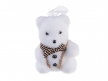 Hanging Teddy Bear Decoration