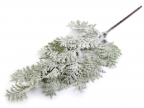 Artificial twig, frosted