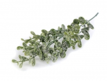 Artificial Eucalyptus Leaf for Arranging frosted