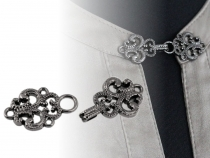Decorative Filigree Fastening
