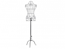 Metal Wire Display Mannequin Torso