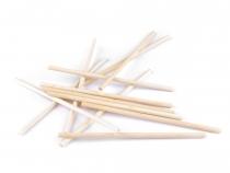 Natural Wooden Matchsticks Ø5 mm