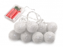 Decorative String Ball Chain Lights Ø4 cm