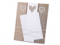 Wooden Picture Frame 17x22 cm