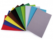 Decorative Felt Sheets 20x30 cm
