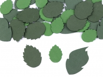 Foamiran Leaves