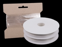 Silicone Clear Elastic Tape width 20 mm