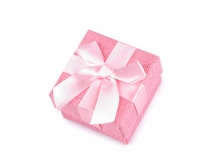 Paper Gift Box 5x5 cm for Jewellery