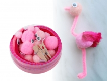 Creative DIY Set - Pom Pom Animals
