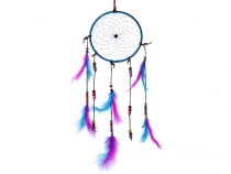 Dreamcatcher with Beads Feathers