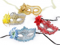 Party / Carnival Eye Mask with Flower