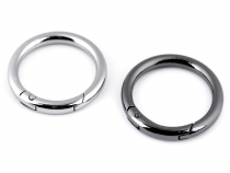 Locking Jump Ring / Key Ring Ø32 mm