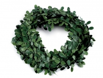 Artificial Beech Leaves, Moss - Garland