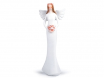 Decorative Angel Figurine height 14.5 cm