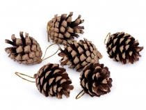 Decorative Pine Cones to Hang