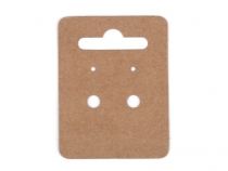 Jewellery Paper Tags 50x65 mm